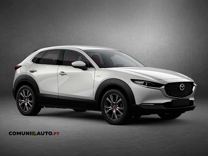 Novo CX-30 da Mazda