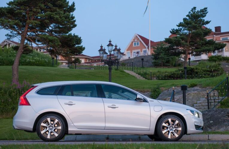 Volvo V 60 Plug-in Hybrid