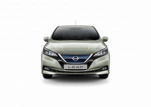 A 2a do Nissan Leaf