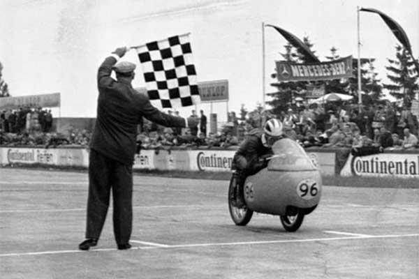 Historial Moto Guzzi