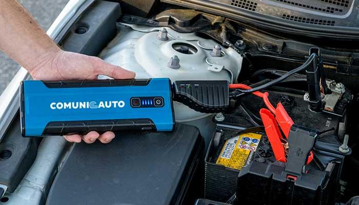 arrancador bateria comunicauto