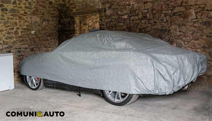 capa automovel garagem