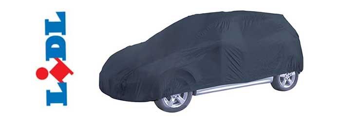 capa para carros lidl
